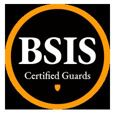 BSIS Certified Guards