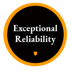 Exceptional Reliability